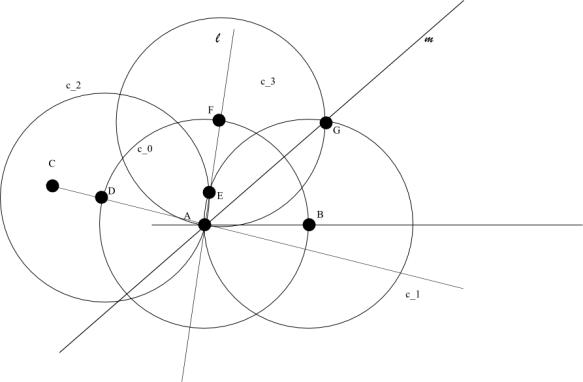 A geometric proof of the impossibility of angle trisection by