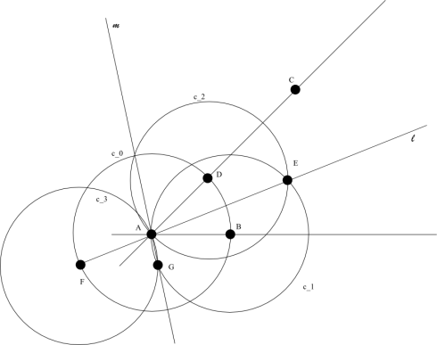 A geometric proof of the impossibility of angle trisection